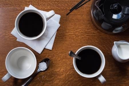 Noche de café